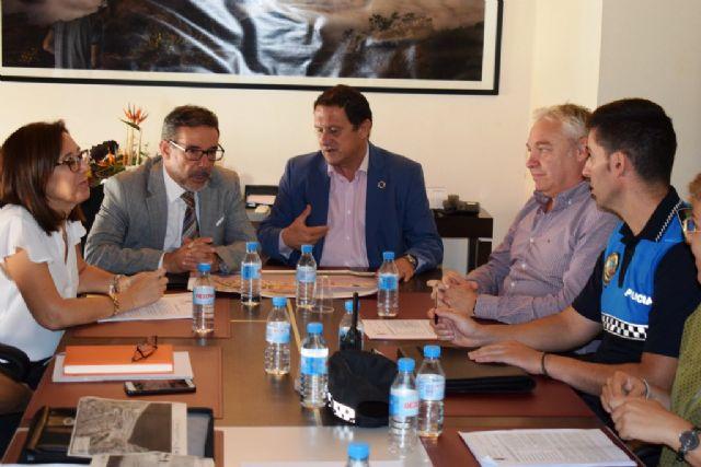 La delegación del Gobierno se volcará con la seguridad en la celebración de las fiestas del Milagro, Foto 2