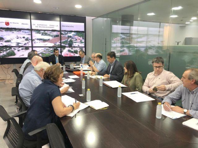 Prevenir inundaciones en la Región de Murcia, Foto 1