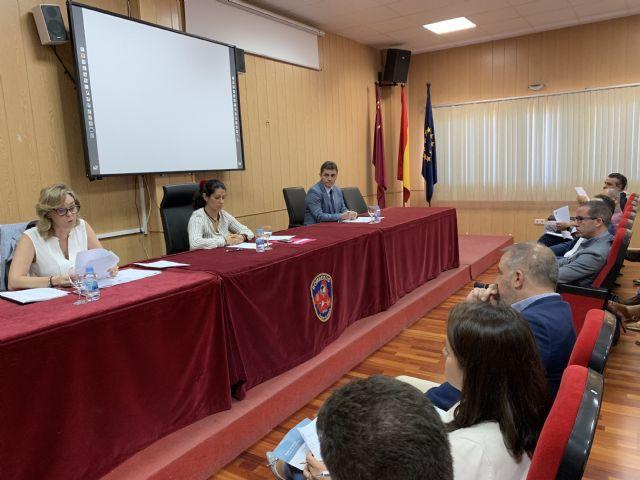 Francisco Javier Gil, nuevo gerente del Consorcio de Extinción de Incendios y Salvamento, Foto 2