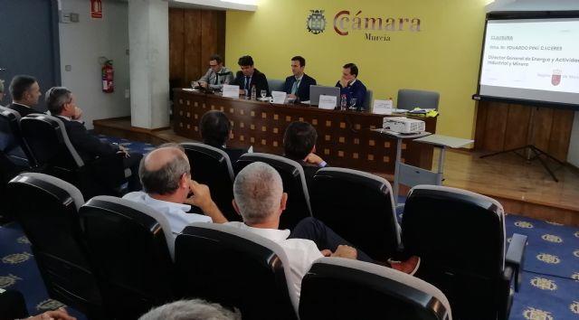 La producción de áridos en Murcia el último año fue de casi 14 millones de toneladas, Foto 1