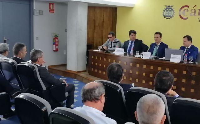 La producción de áridos en Murcia el último año fue de casi 14 millones de toneladas, Foto 2