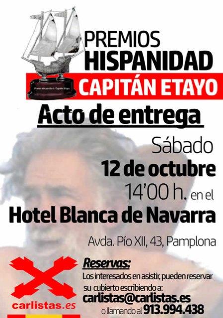 La Comunión Tradicionalista Carlista (CTC) se une a los actos de la Semana de la Hispanidad, Foto 2