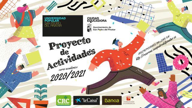 La Universidad Popular presenta su oferta formativa para el curso 2020-21 con 55 cursos en diferentes áreas - 3, Foto 3