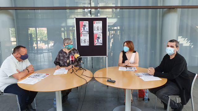 La Concejalía de Cultura de Molina de Segura pone en marcha el programa Encuentros Creativos en torno al Teatro - 3, Foto 3