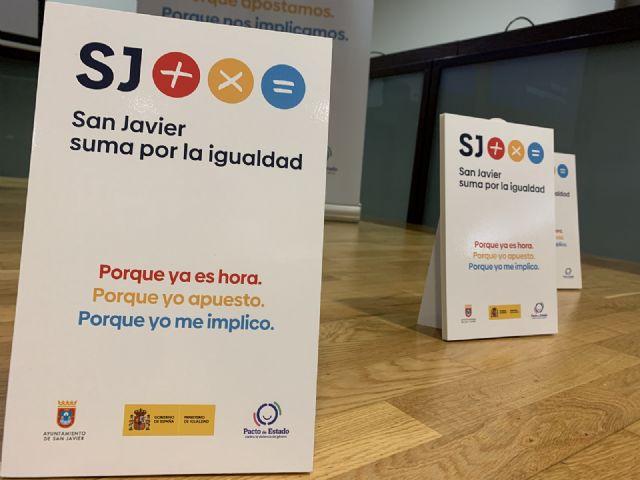 San Javier suma por la Igualdad - 4, Foto 4