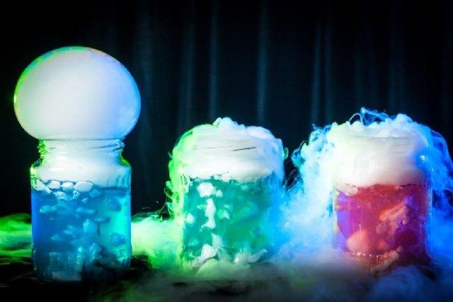 """Una empresa murciana propone tres ambientes terroríficos con el hielo seco como protagonista para un Halloween """"seguro y en familia"""" - 1, Foto 1"""