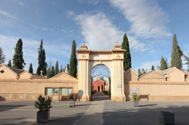 The City Council is working on a protocol that guarantees security in cemeteries for the celebration of All Saints' Day