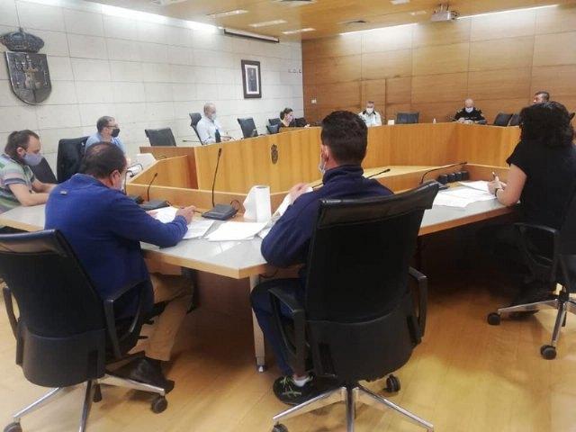 El Ayuntamiento trabaja en un protocolo que garantice la seguridad en los cementerios con motivo de la celebración del Día de Todos los Santos - 3, Foto 3
