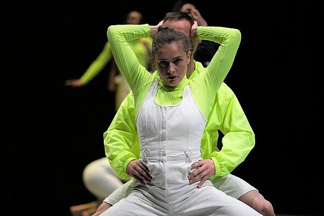 La coreógrafa ciezana afincada en Barcelona Irene García estrena en el Teatro Circo de Murcia Get No con su compañía de danza - 1, Foto 1
