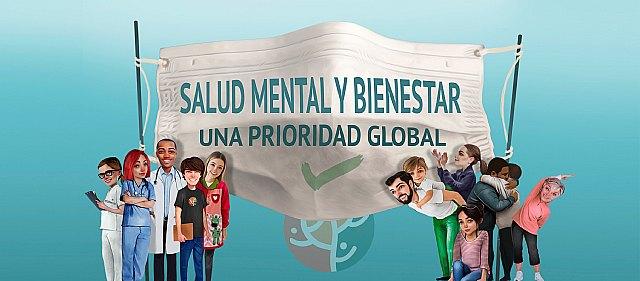 AFEMCE realiza diversas actividades con motivo del Día Mundial de la Salud Mental - 1, Foto 1