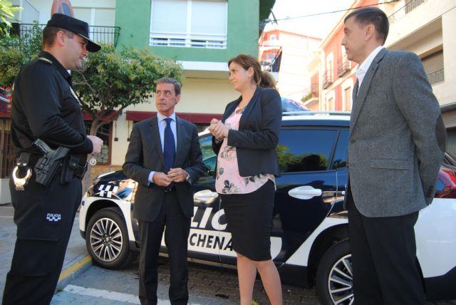 Sánchez Solís destaca el descenso del 15% de las infracciones penales en Archena tras la celebración de la Junta Local de Seguridad - 1, Foto 1