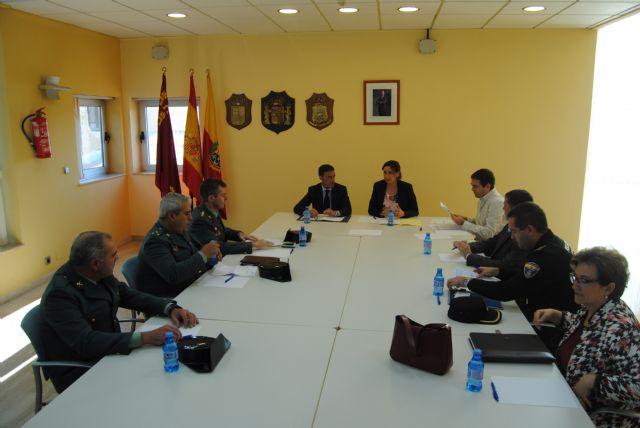 Sánchez Solís destaca el descenso del 15% de las infracciones penales en Archena tras la celebración de la Junta Local de Seguridad - 2, Foto 2