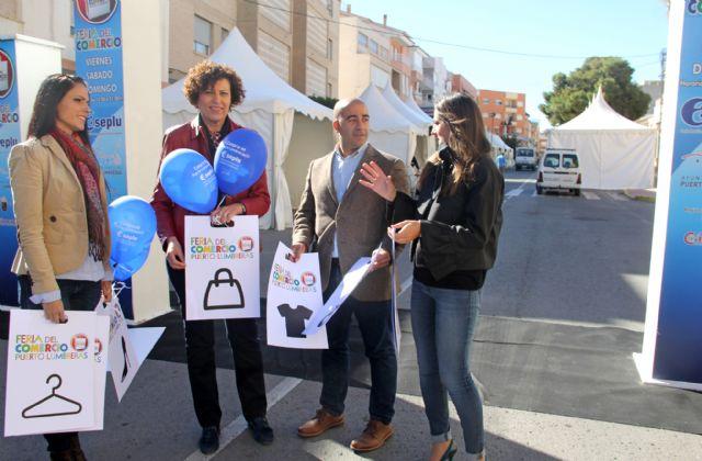 Puerto Lumbreras ofrecerá descuentos de hasta el 70% en la nueva edición de la Feria de Comercio - 1, Foto 1
