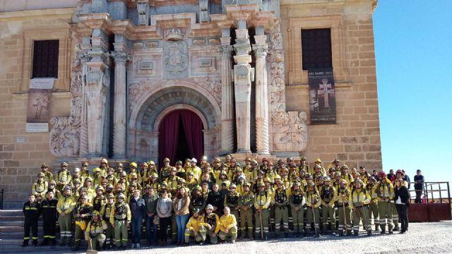 Un centenar de agentes medioambientales y brigadas forestales ganan el jubileo, Foto 1