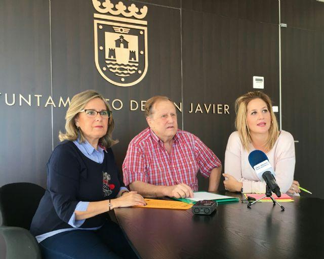 La asociación Voces Amigas de Esperanza celebra la Semana de la Salud Emocional en San Javier del 13 al 17 de noviembre - 1, Foto 1