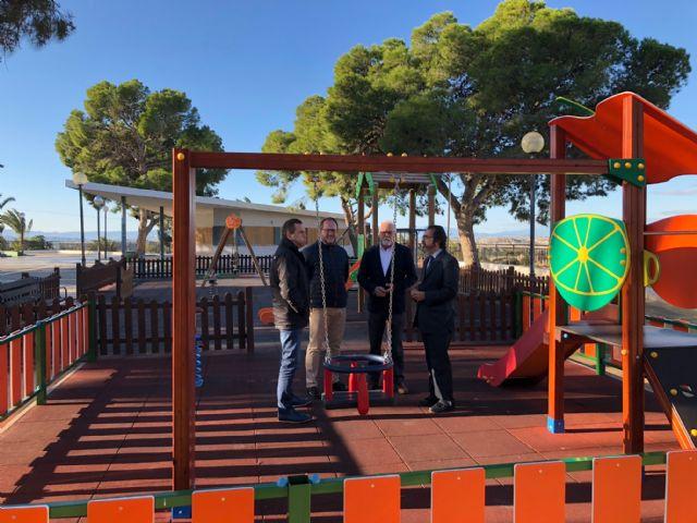 La Comunidad invierte 117.000 euros en infraestructuras y servicios en Abanilla - 1, Foto 1