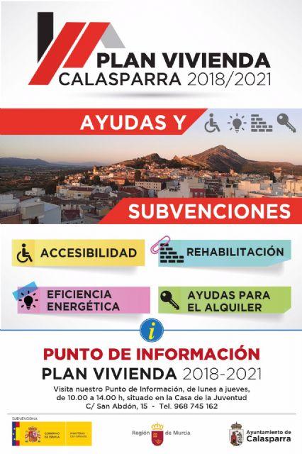 Plan de vivienda 2018-2021 - Calasparra - 1, Foto 1