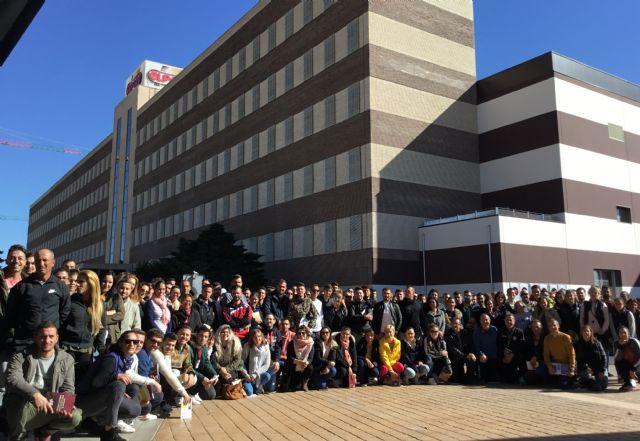 ELPOZO ALIMENTACIÓN bate el récord de contratación con la incorporación en un día de 137 trabajadores, Foto 1