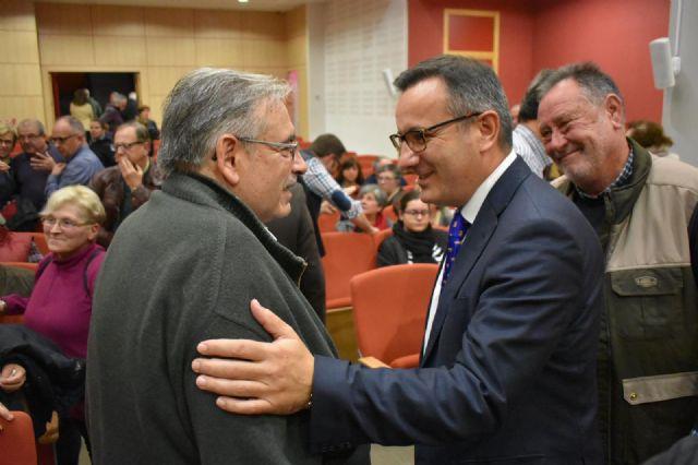 Diego Conesa traslada a los vecinos de Lorca un informe de la Abogacía del Estado - 1, Foto 1