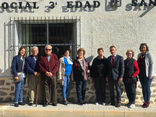 El Ayuntamiento de Torre Pacheco firma un Convenio de Colaboración con la Asociación Local de Pensionistas de San Cayetano - 1, Foto 1