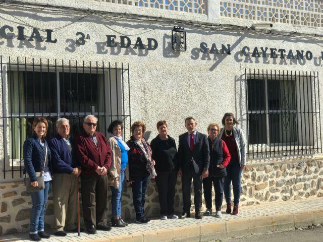 El Ayuntamiento de Torre Pacheco firma un Convenio de Colaboración con la Asociación Local de Pensionistas de San Cayetano - 3, Foto 3