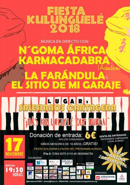 Kulunguele: Vuelve la fiesta de la diversidad y la inclusión con el proyecto salesiano de Alraso - 1, Foto 1