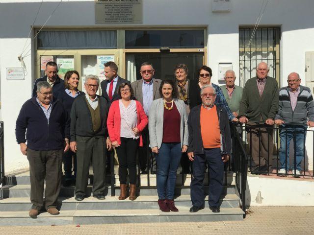 El Ayuntamiento de Torre Pacheco firma un Convenio de Colaboración con la Asociación Local de Pensionistas de Dolores de Pacheco - 1, Foto 1