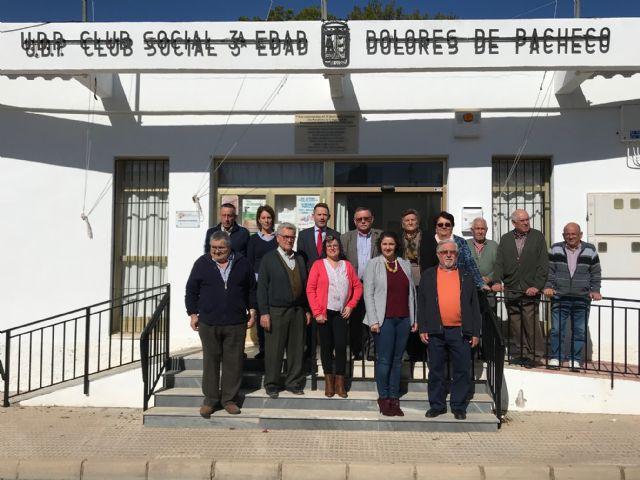 El Ayuntamiento de Torre Pacheco firma un Convenio de Colaboración con la Asociación Local de Pensionistas de Dolores de Pacheco - 2, Foto 2