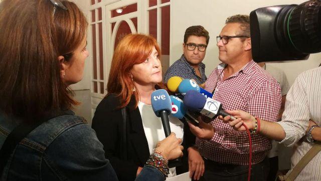 CTSSP-Podemos acusa al gobierno de traicionar a Cartagena en favor de las grandes contratas - 1, Foto 1