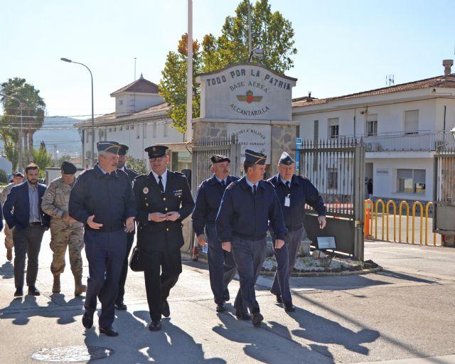 Terrorismo yihadista en la Base Aérea de Alcantarilla - 3, Foto 3