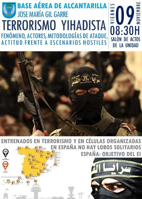 Terrorismo yihadista en la Base Aérea de Alcantarilla - 4, Foto 4