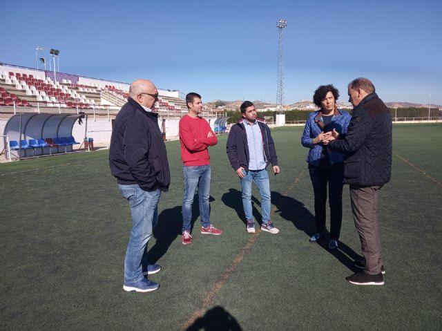 Puerto Lumbreras opta a ser sede del Campeonato de España de Selecciones Autonómicas - 1, Foto 1