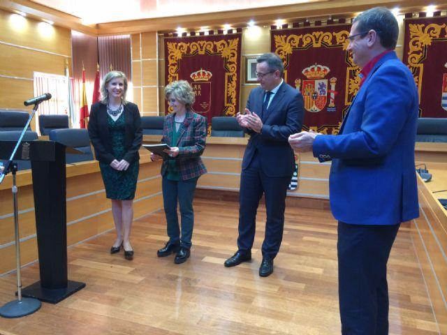 El Ayuntamiento de Molina de Segura recibe la visita de la Ministra de Sanidad, Consumo y Bienestar Social - 3, Foto 3