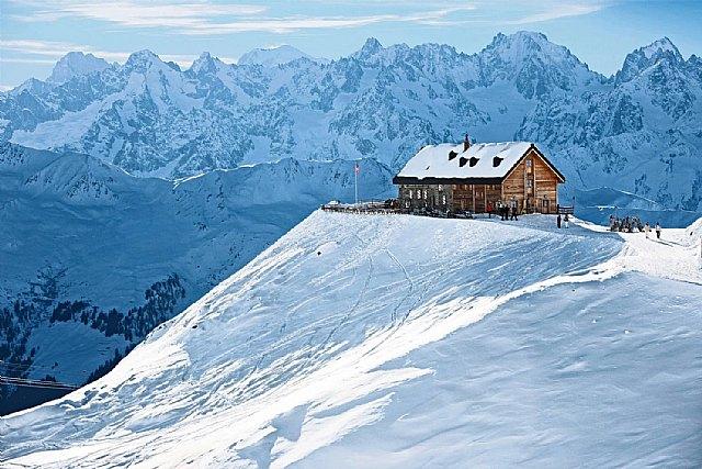 Diez (más una) experiencias en la nieve en Suiza, incluso sin calzarse un esquí - 1, Foto 1