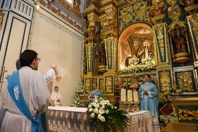 Mazarrón muestra devoción a su patrona, Foto 4