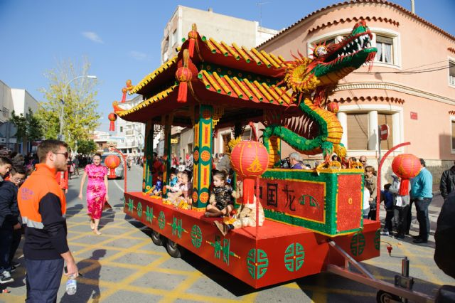 Más de 20 grupos participarán en el desfile de carrozas, Foto 1