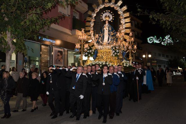 Mazarrón celebra el día de su patrona - 1, Foto 1