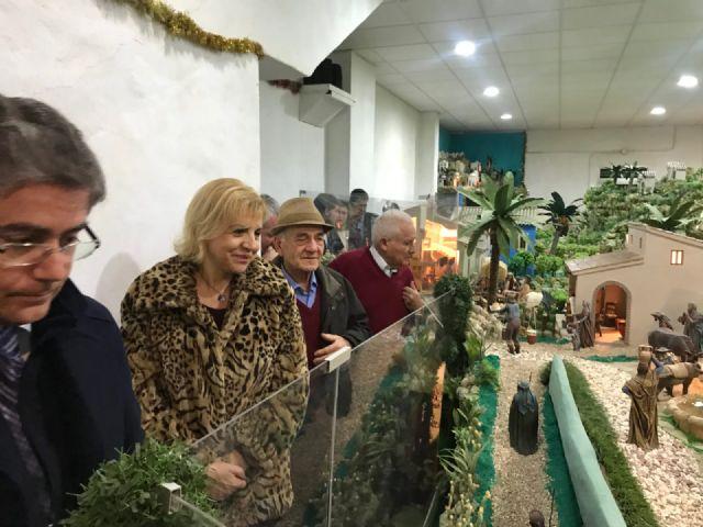 Inaugurado el Belén Monumental de Alquerías, con 50 años de historia - 1, Foto 1
