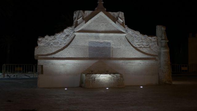 Inaugurada la ubicación original y rehabilitación de la histórica Fuente de la Villa, del siglo XVII - 1, Foto 1