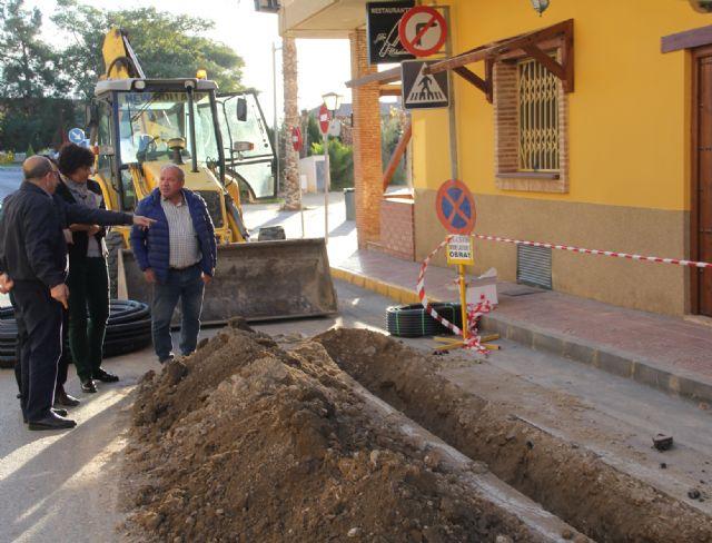 El Ayuntamiento renueva la red de abastecimiento de agua de la calle Severo Ochoa y Puerto Rico - 1, Foto 1