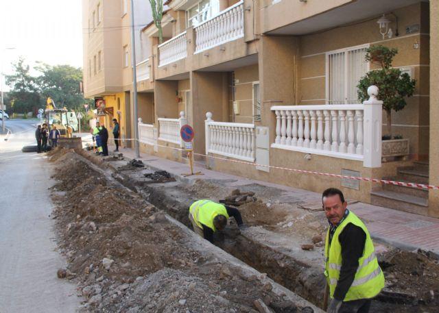 El Ayuntamiento renueva la red de abastecimiento de agua de la calle Severo Ochoa y Puerto Rico - 2, Foto 2