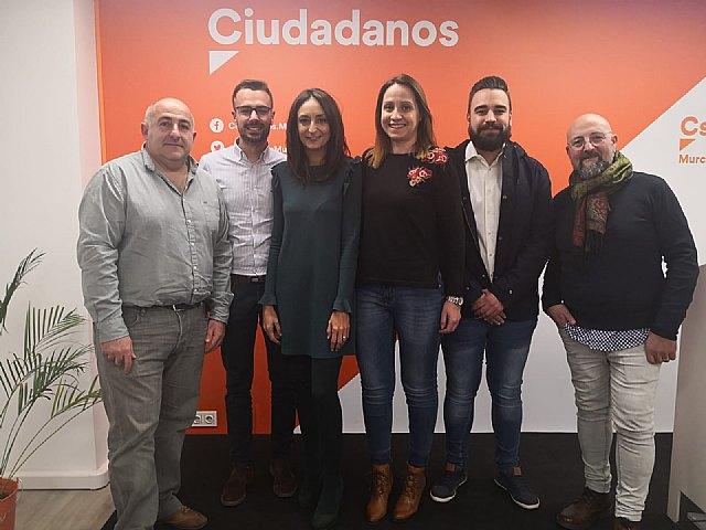Ciudadanos constituye sus nuevas juntas directivas en Bullas y Puerto Lumbreras con el objetivo de seguir trabajando por los vecinos - 2, Foto 2