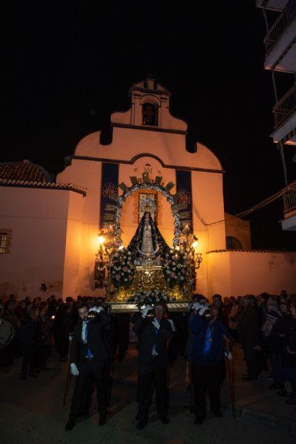 Mazarrón rinde honores a su patrona, Foto 5