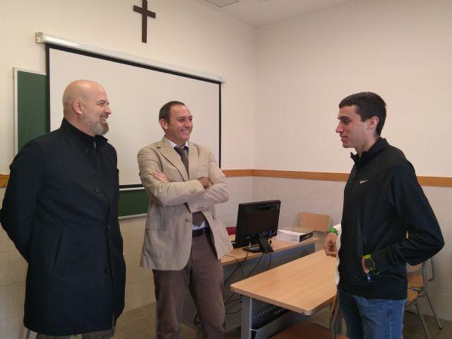 Los retos de Mariano García: lograr la clasificación para Tokio 2020 y avanzar en el Grado en CAFD - 2, Foto 2