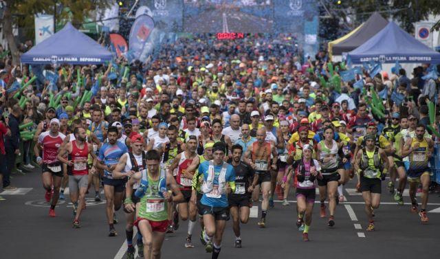 La Palma, sede del Campeonato de España de Trail Running por Federaciones Autonómicas 2021 - 1, Foto 1