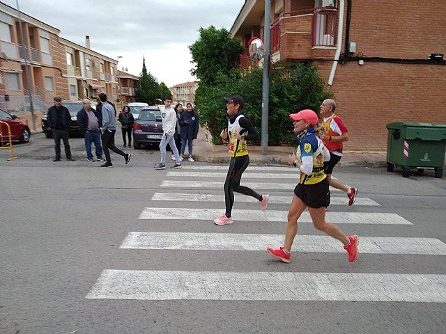 El CAT estuvo presente en el campeonato regional de 5km celebrado en Totana y en el Ultramaratón de Almería