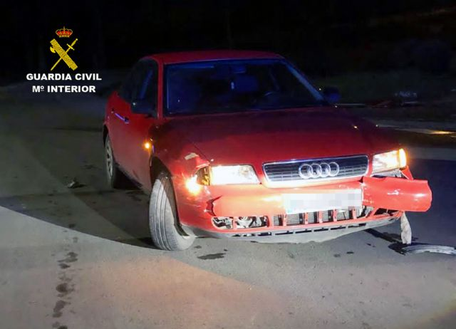 La Guardia Civil investiga a un joven por conducir sin carné, ebrio y en sentido contrario - 1, Foto 1