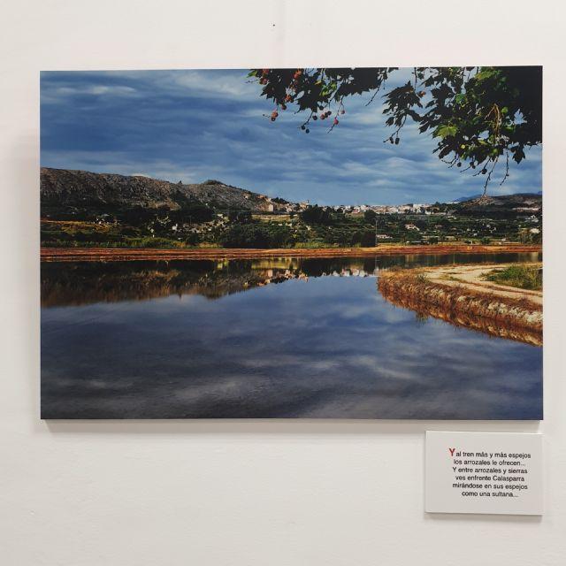 Inauguración de la exposición de fotografía ENTRE ARROZALES de Pedro Navarro Laforet - 4, Foto 4