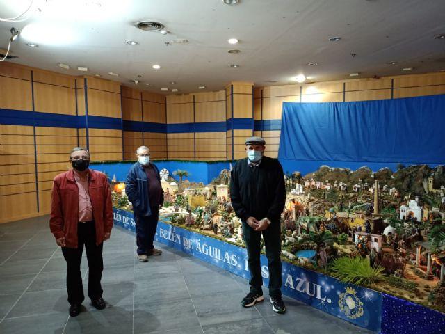 El Belén municipal abre sus puertas en el Centro Comercial Águilas Plaza - 2, Foto 2
