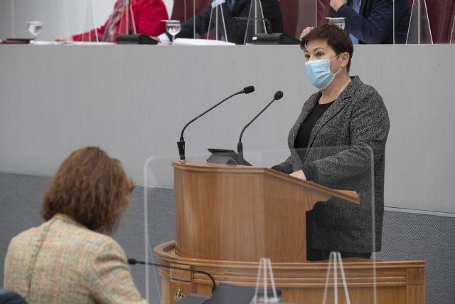 La Asamblea pide al Gobierno regional que impulse los trámites para declarar BIC el edificio del Casino de Mazarrón, Foto 1